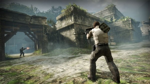 Counter-Strike: Global Offensive дебютировал в Steam