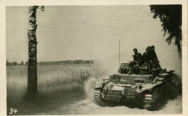 Фотографии немецкого офицера с Восточного фронта