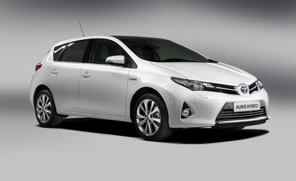 Шокирующая реклама Toyota Auris