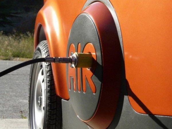 Tata AIRPOD - автомобиль, способный проехать 200 км. за один евро