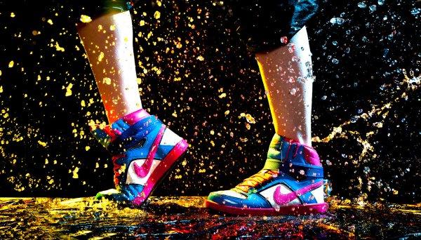 Super Colour...Фотограф Andrew McGibbon