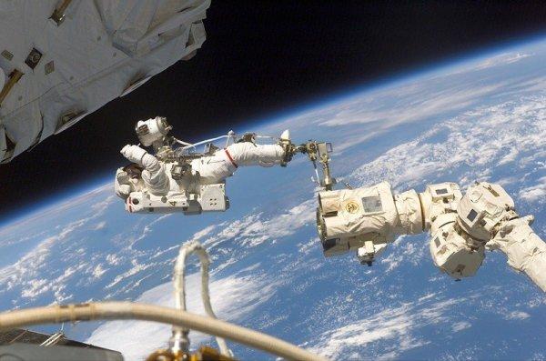 Что будет если человека выпустить в открытый космос