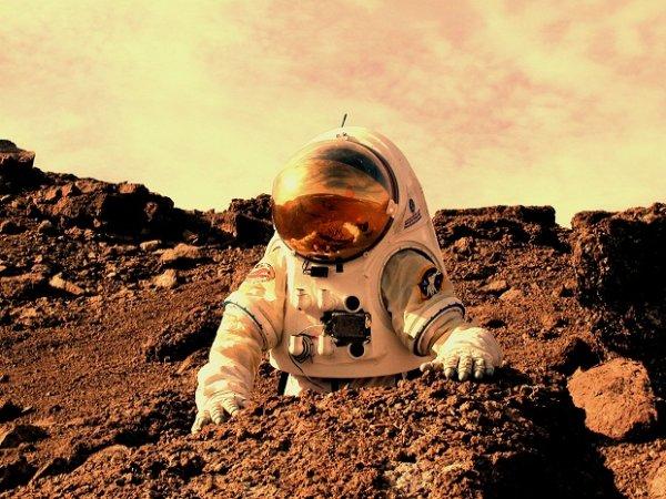 Первых людей высадят на Марсе в 2023 году, но они не вернутся