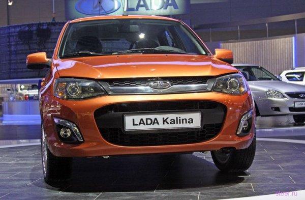 Обновленная LADA Kalina