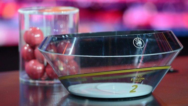Жеребьевка группового этапа Лиги Европы УЕФА 2012/13!