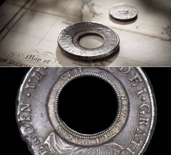 Уникальная австралийская монета 1813 года ушла за $425,000