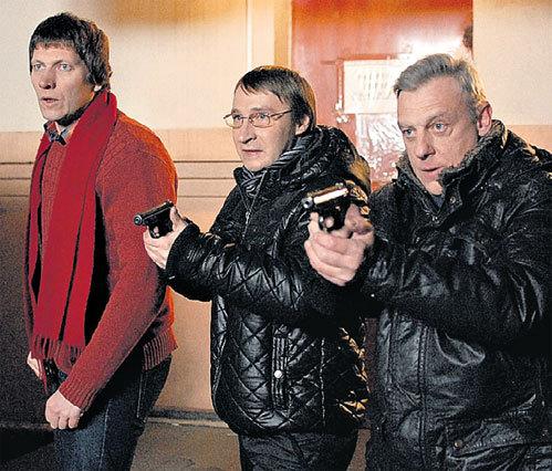 На НТВ стартует 12-й сезон «Улиц разбитых фонарей»