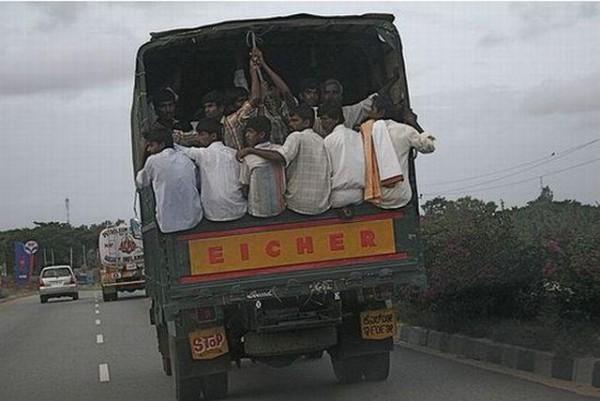 А тем временем в Индии