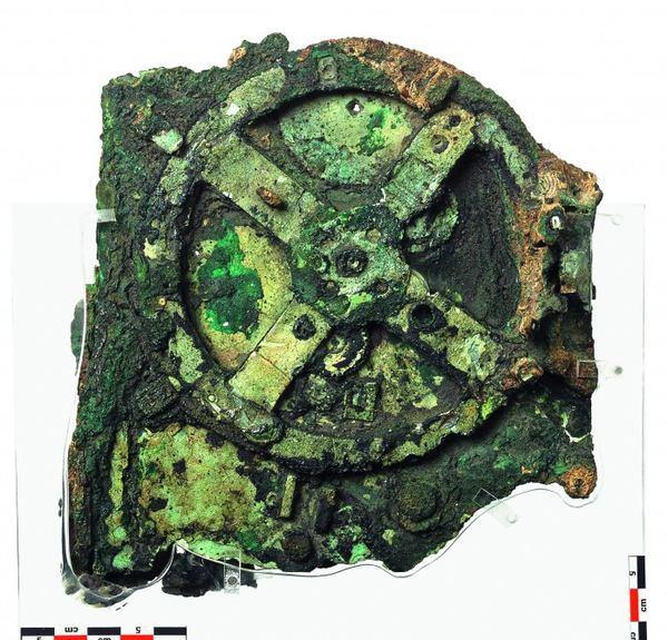 Антикитерский механизм - самый древний компьютер
