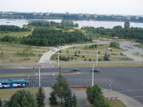 В Минске закроют для всего транспорта несколько улиц