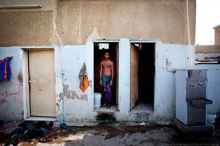Так живут обычные люди в Эмиратах