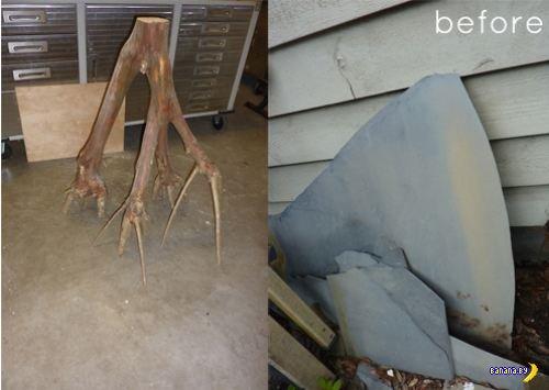 До и после - дизайн и интерьер
