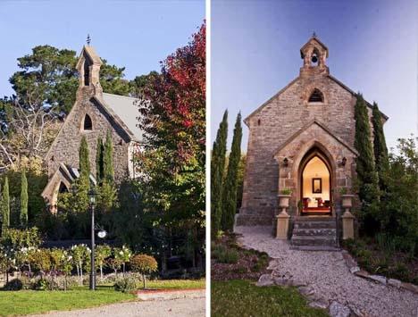Церковь стала домом