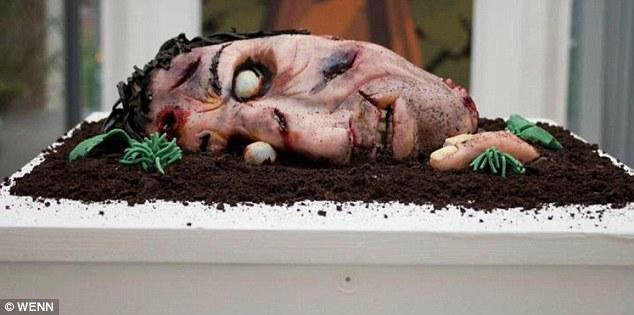 Тортики ужаса