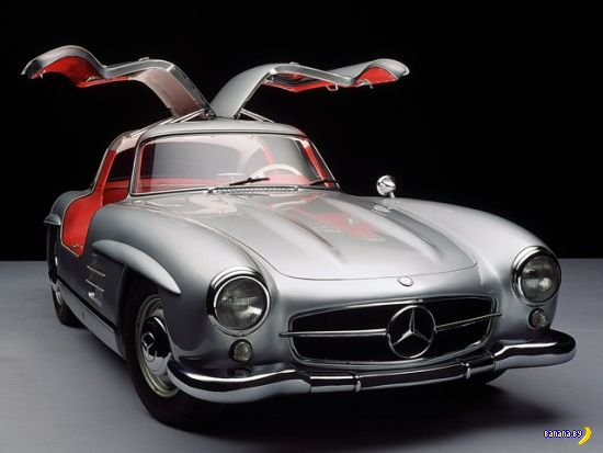 Mercedes-Benz 300SL Alloy Gullwing �� $5.180.000