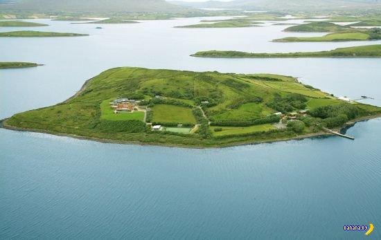 Продается остров за £2.850.000