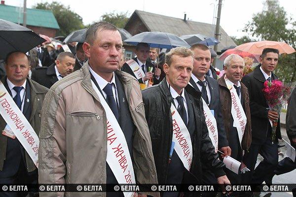 """Невеселый праздник """"Дожинки"""""""