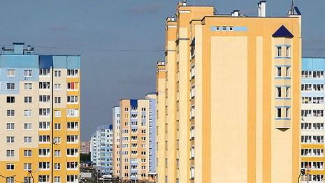 Лукашенко: в очереди на жилье наведем порядок, чего бы это ни стоило