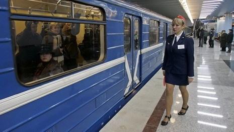 Новый участок первой линии метро опробуют в конце октября