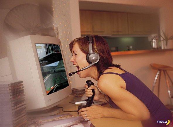 Сайт для настоящих геймеров