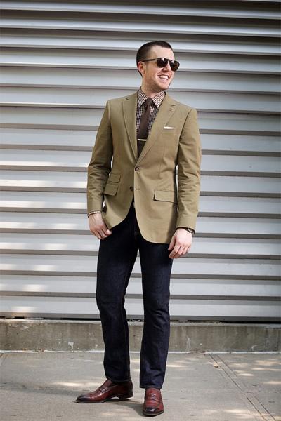 Пиджак и штаны 11