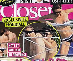 Голые фото Кейт оказались смертоносными