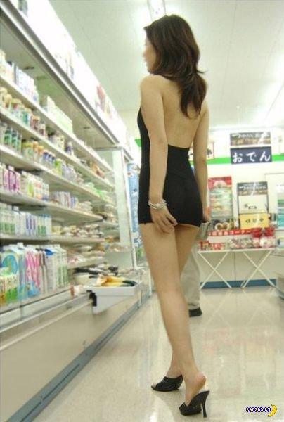 Снова платье в китайском супермаркете