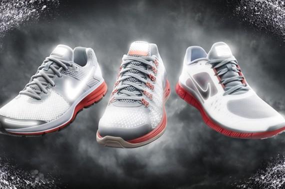Осенняя коллекция кроссовок Nike Shield