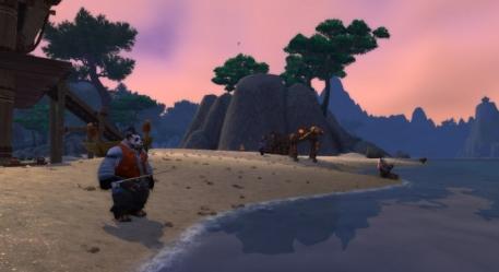 �������� ������� � ������� World of Warcraft: Mists of Pandaria