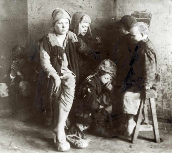 Советская Россия, 1921-23