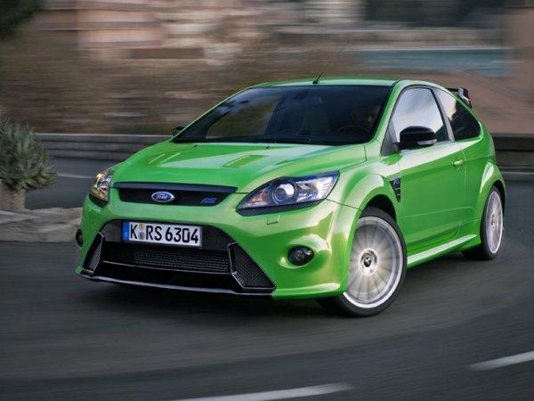 Самым популярным автомобилем в мире стал Ford Focus