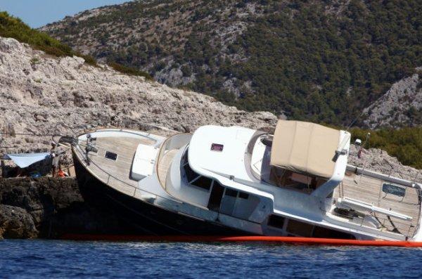 Отдых на яхте по-русски