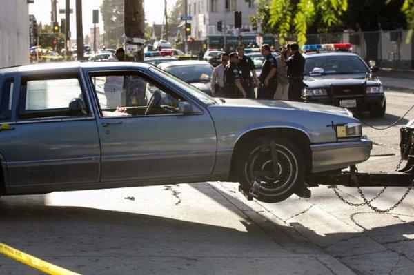GTA в Лос-Анжелесе