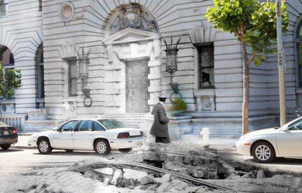 Сан-Франциско 1906 и 2012