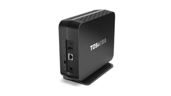Toshiba представила сетевой накопитель Canvio Personal Cloud