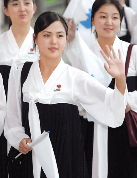 Первая леди Северной Кореи