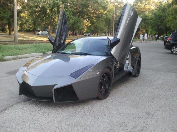 Lamborghini Reventon своими руками