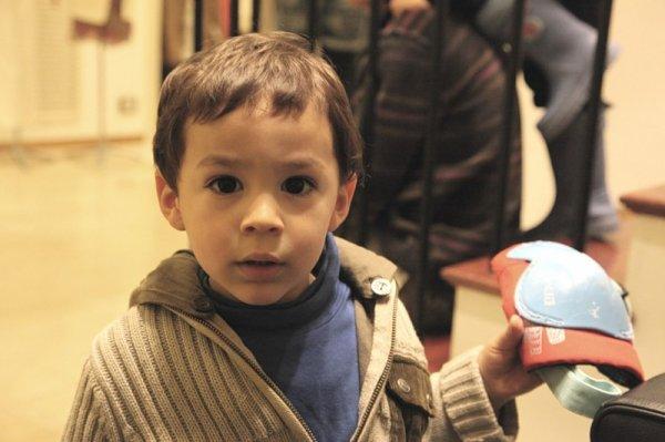 В Испании украли 300 000 детей