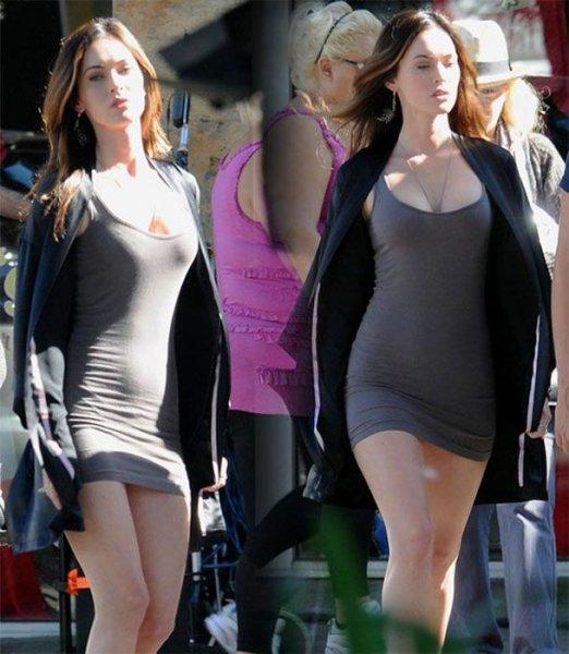 Это обтягивающее платье для кого ты надела?