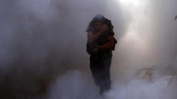А тем временем в Сирии