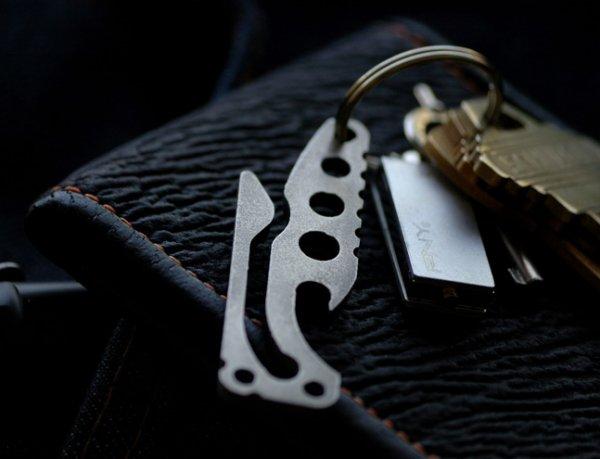 Pickpocket - модная открывашка из титана