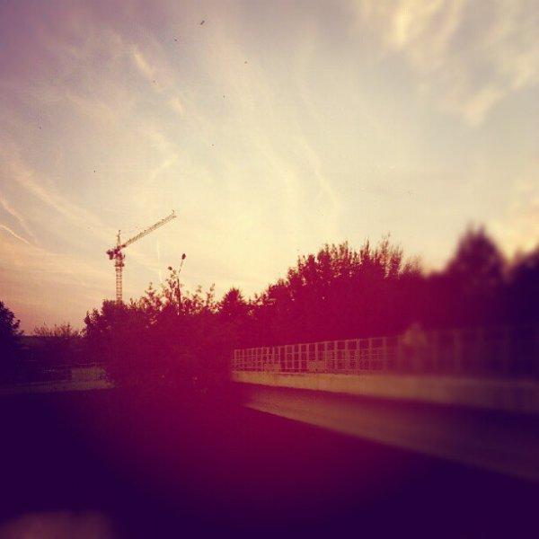 Минск в Instagram, вечер 11 сентября