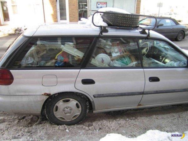 Автозасранцы