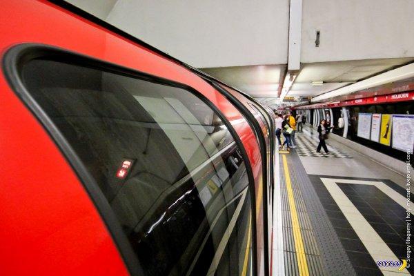 Лондонское метро глазами русского туриста