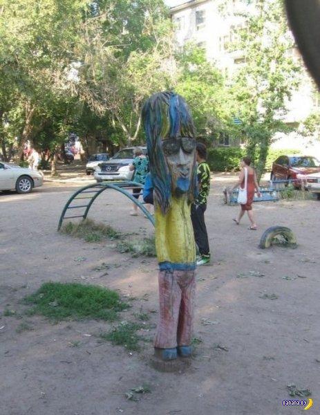 Ужасы наших дворов