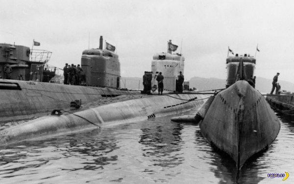 Найдена затонувшая подлодка U-2511 времен ВоВ