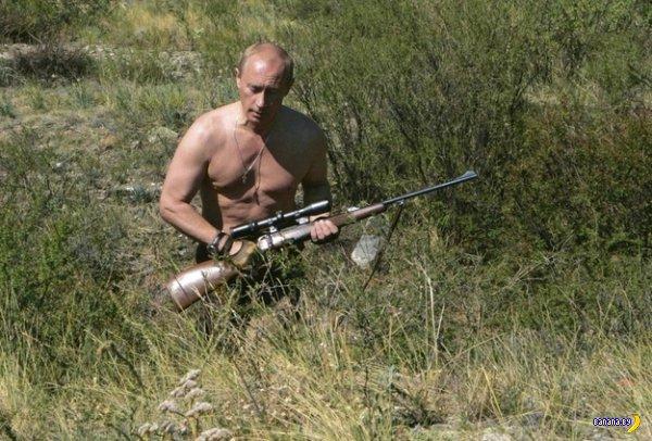 Владимир Путин и его развлечения и увлечения