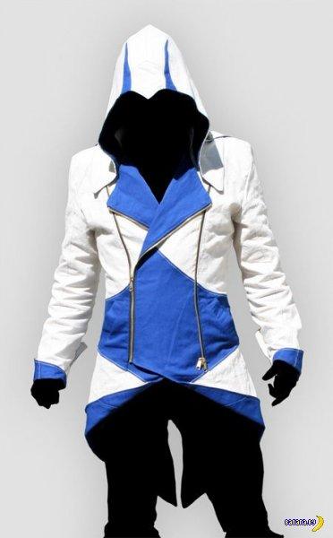 Реальная куртка из Assassin's Creed