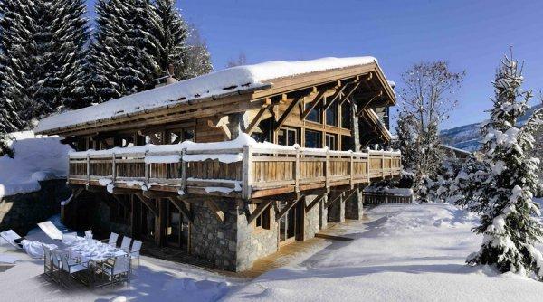 Горный домик за €135,000 в неделю