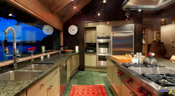 Шикарная резиденция в Ванкувере